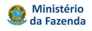logo ministério da fazenda