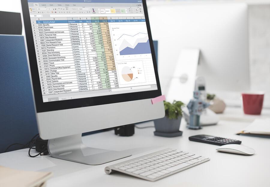 Como fazer planilha de gastos para sua empresa