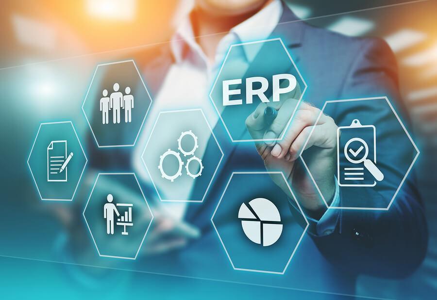 Funcionalidades de um ERP para empresas