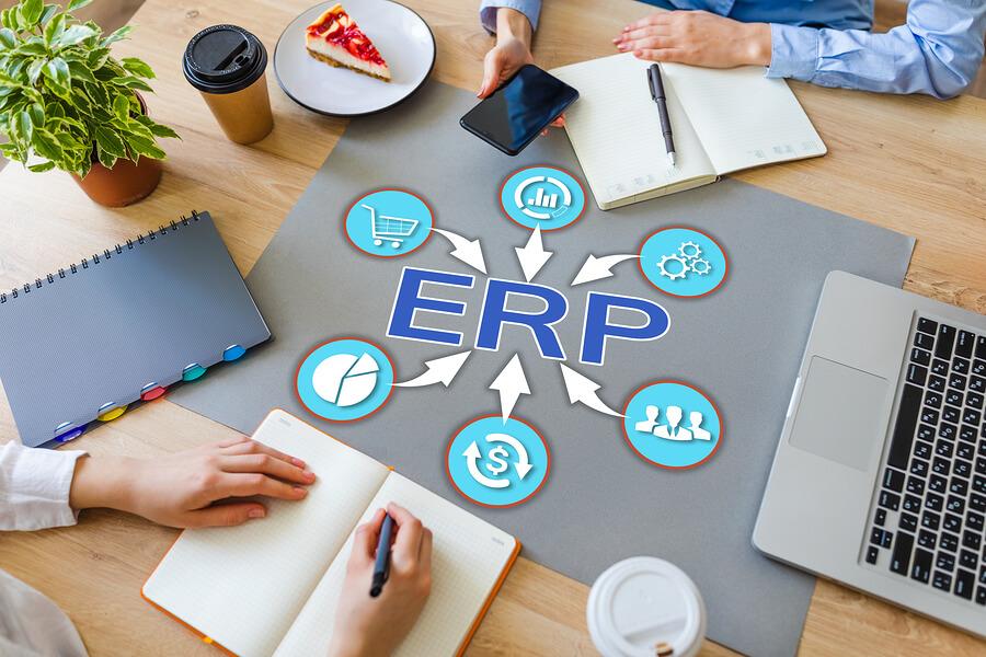 Sistema ERP garante boa gestão empresarial