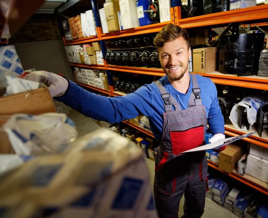 ERP online auxilia no controle de estoque