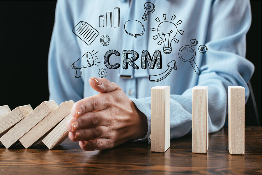 CRM: Sistema para gestão de clientes e vendas