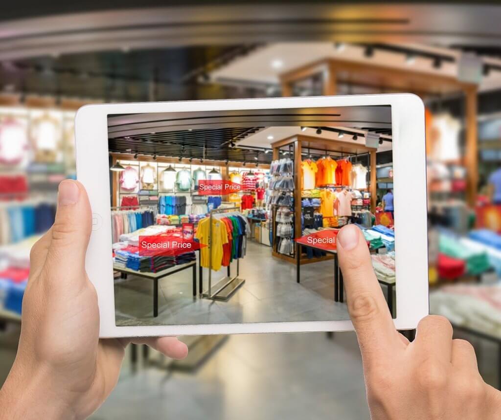 Se matêr relevante para clientes agora significa ter infraestrutura de nuvem necessária para adotar experiências de varejo que congreguem e-commerce com o ambiente físico das lojas