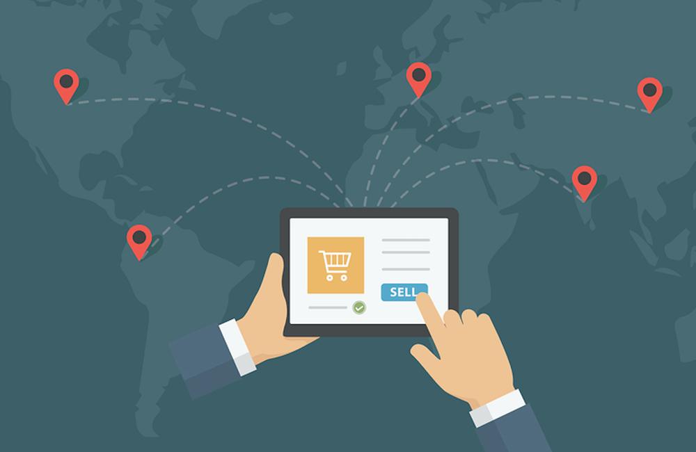 Vendas online se tornaram comuns por meio do e-commerce e sistema de entregas, ou delivery