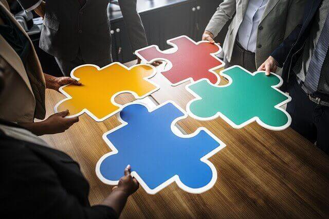 O empreendedorismo é marcado pela contínua cooperação