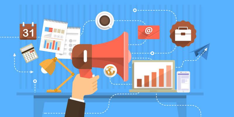 O marketing é primordial na divulgação da promoção