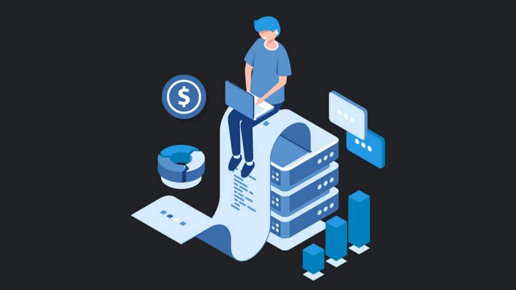 O borderô apresenta uma facilidade na organização de contas a pagar ou receber