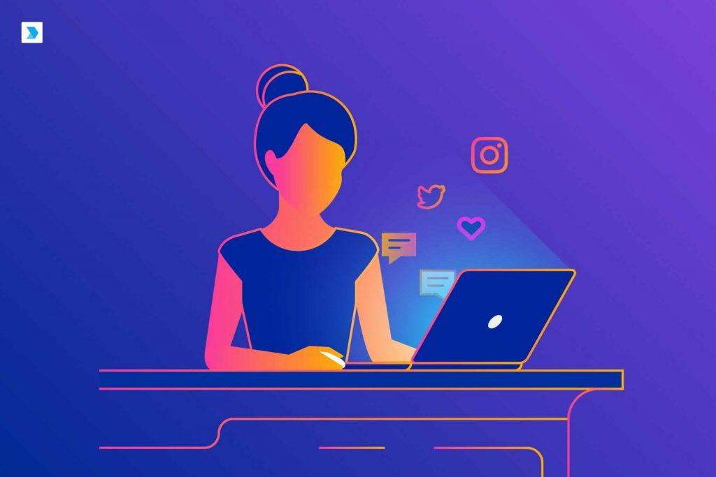 Redes sociais são um ambiente importante onde acontecem as ações por sua popularidade