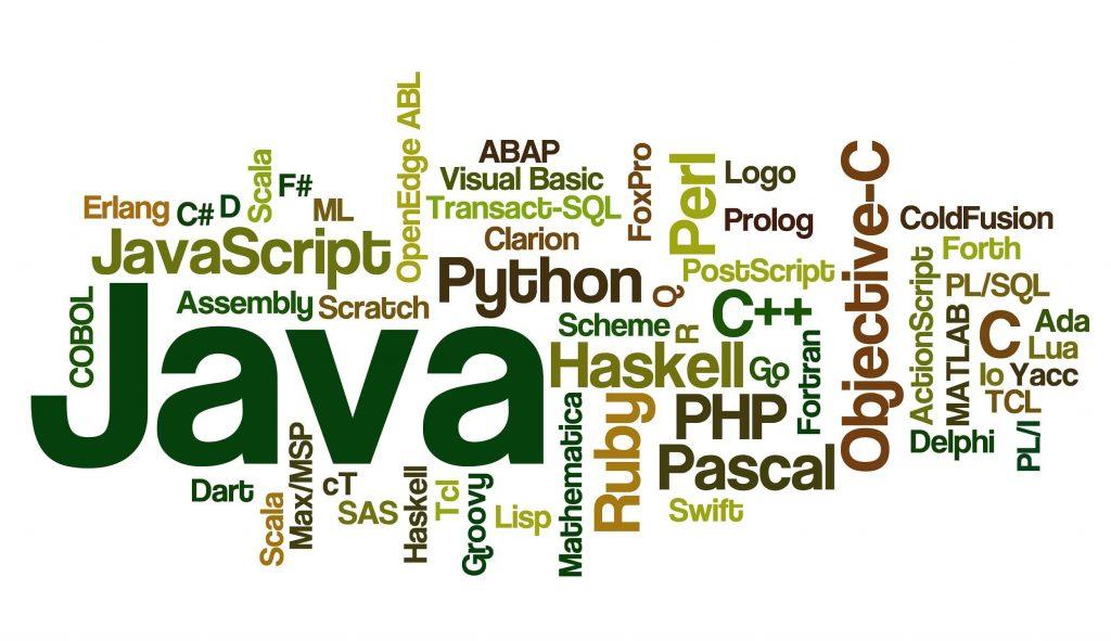 Aprenda diferentes linguagens de programação