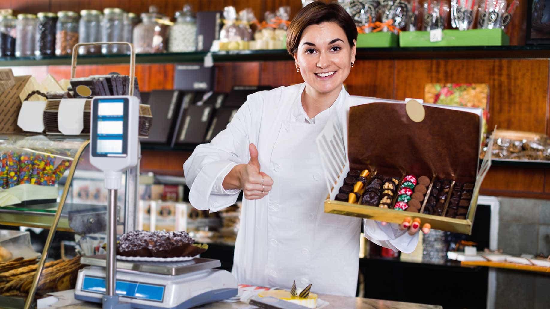 A venda de doces e salgados pela internet é um nicho em expansão