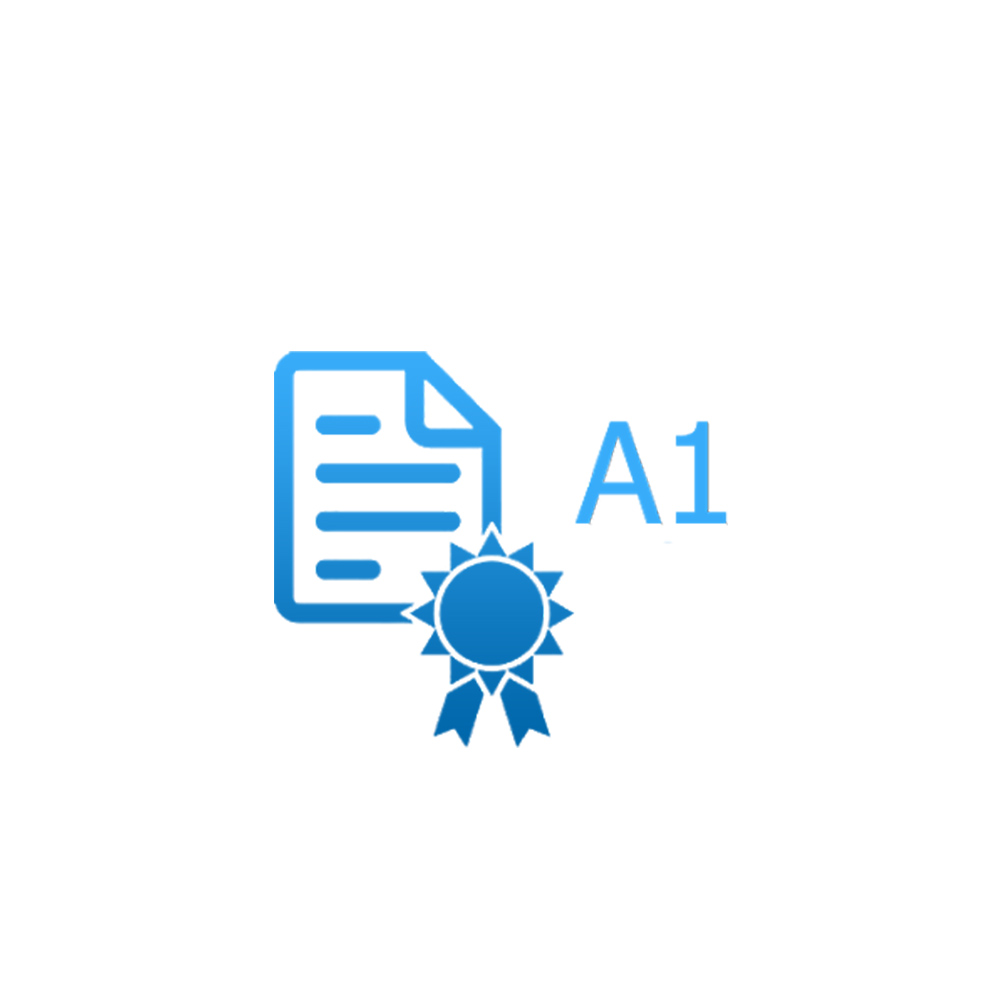 Os certificados digitais, instalados em máquinas como computadores ou nos emissores de notas fiscais eletrônicas são chamados de certificados do tipo A1