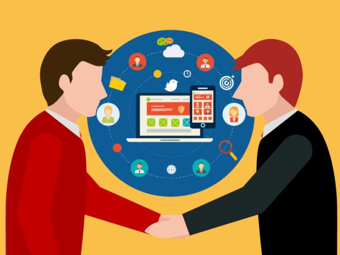 Mantenha canais abertos e ativos para comunicação com clientes