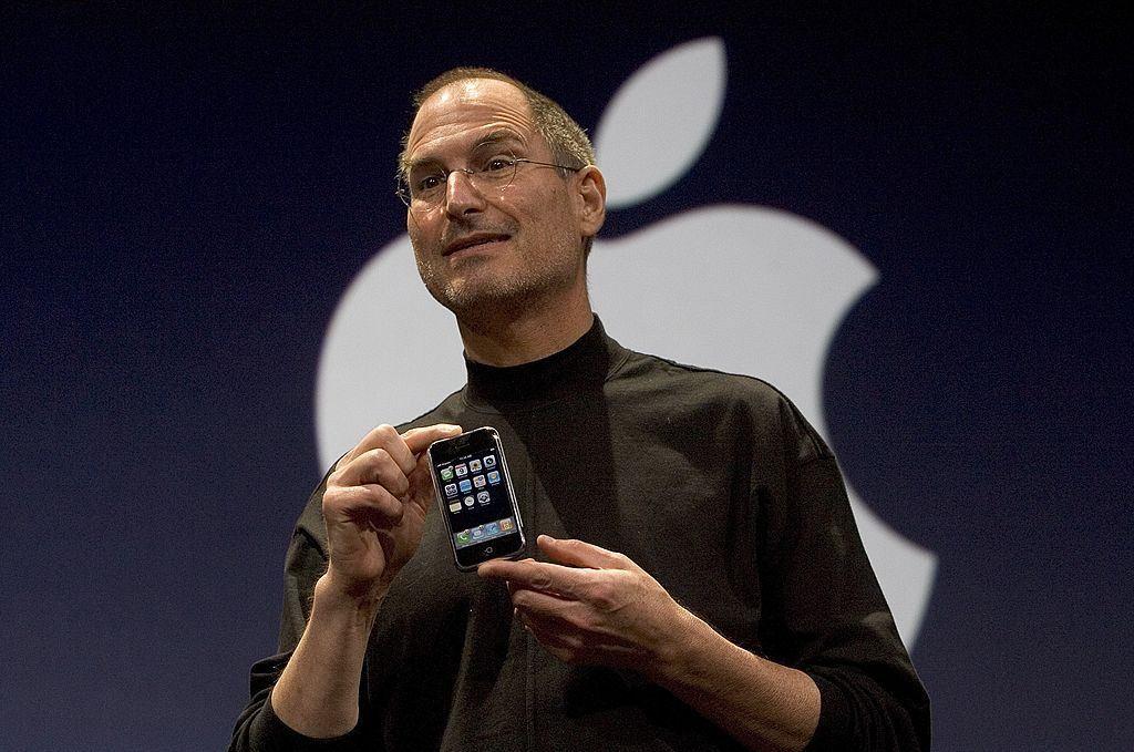 O fundador da Apple, Steve Jobs é um exemplo de empreendedorismo de sucesso