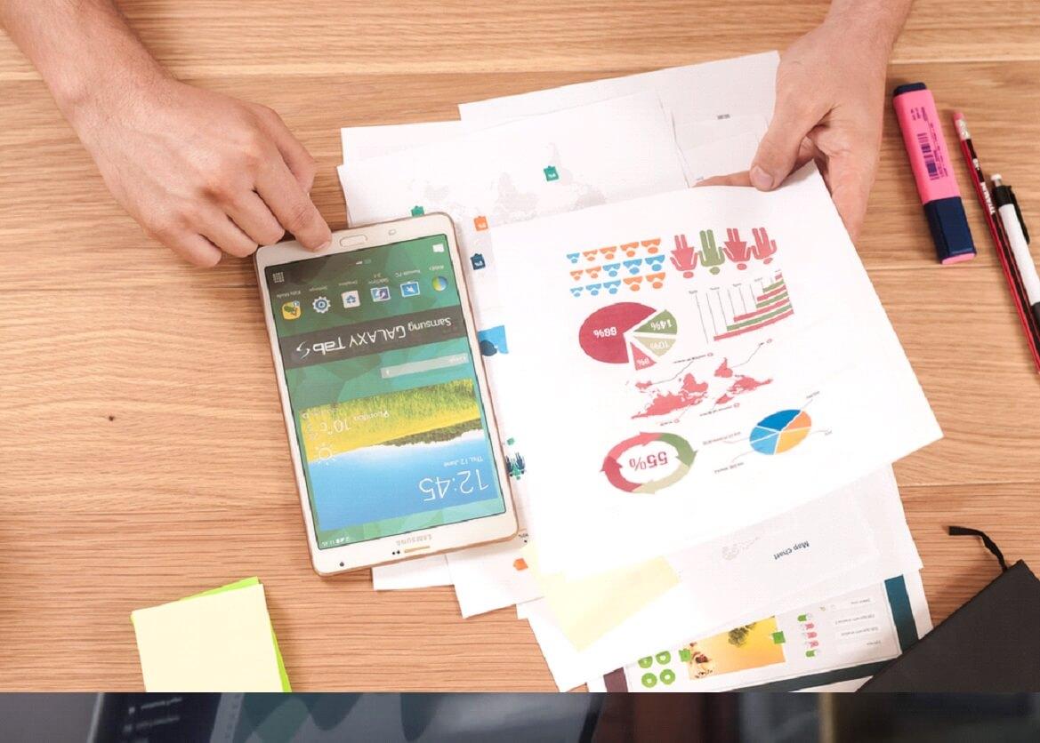 É preciso tomar decisões certas para seu negócio com base em dados