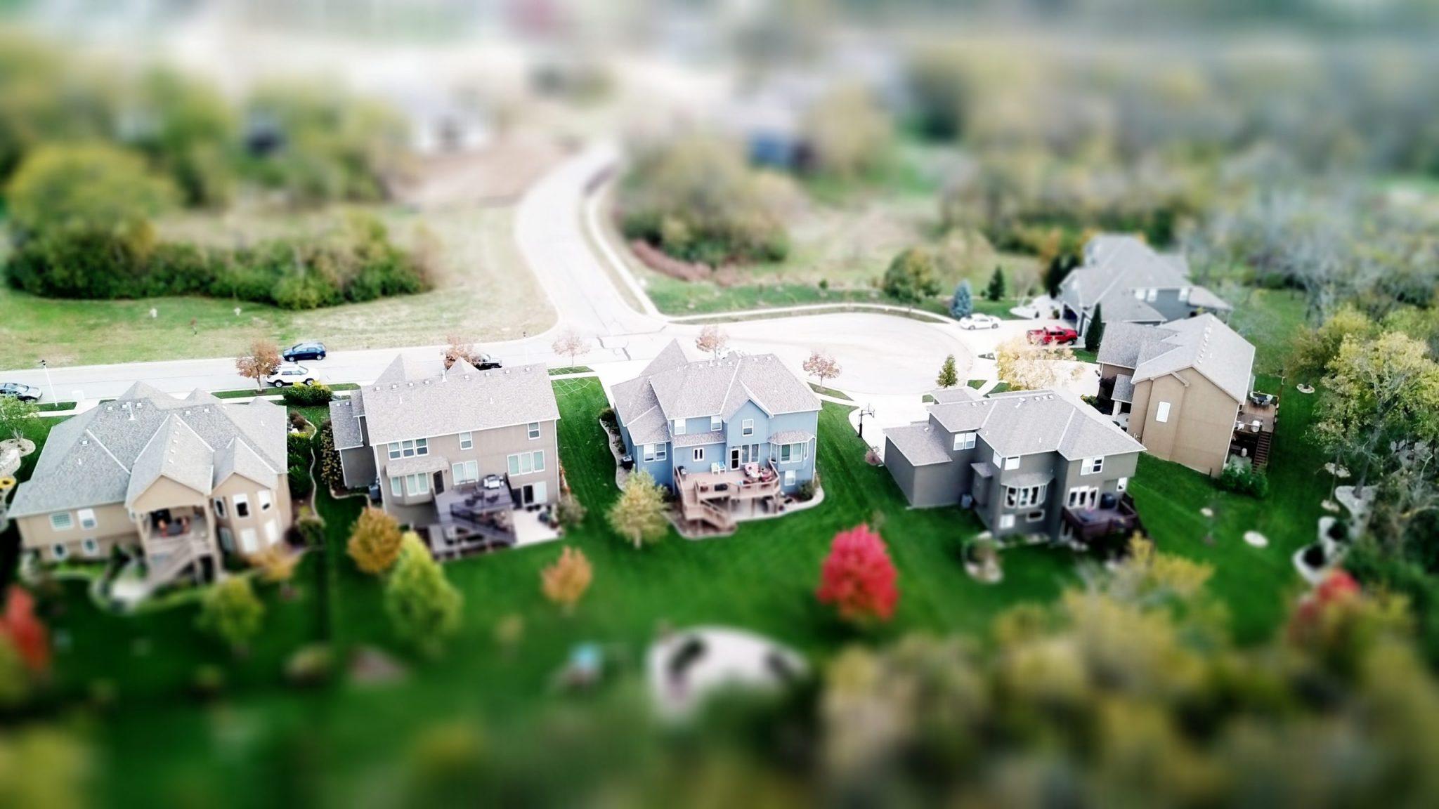 Setor imobiliário apresentou crescimento durante pandemia.