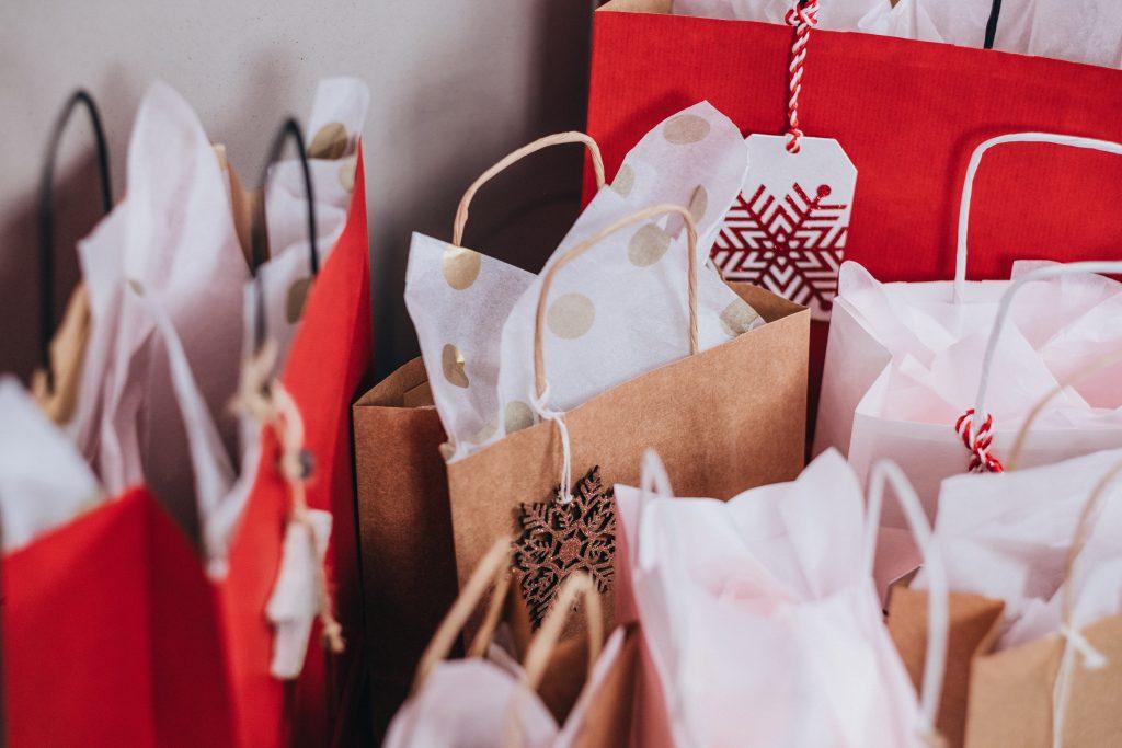 O Natal é o feriado que mais movimenta o mercado.