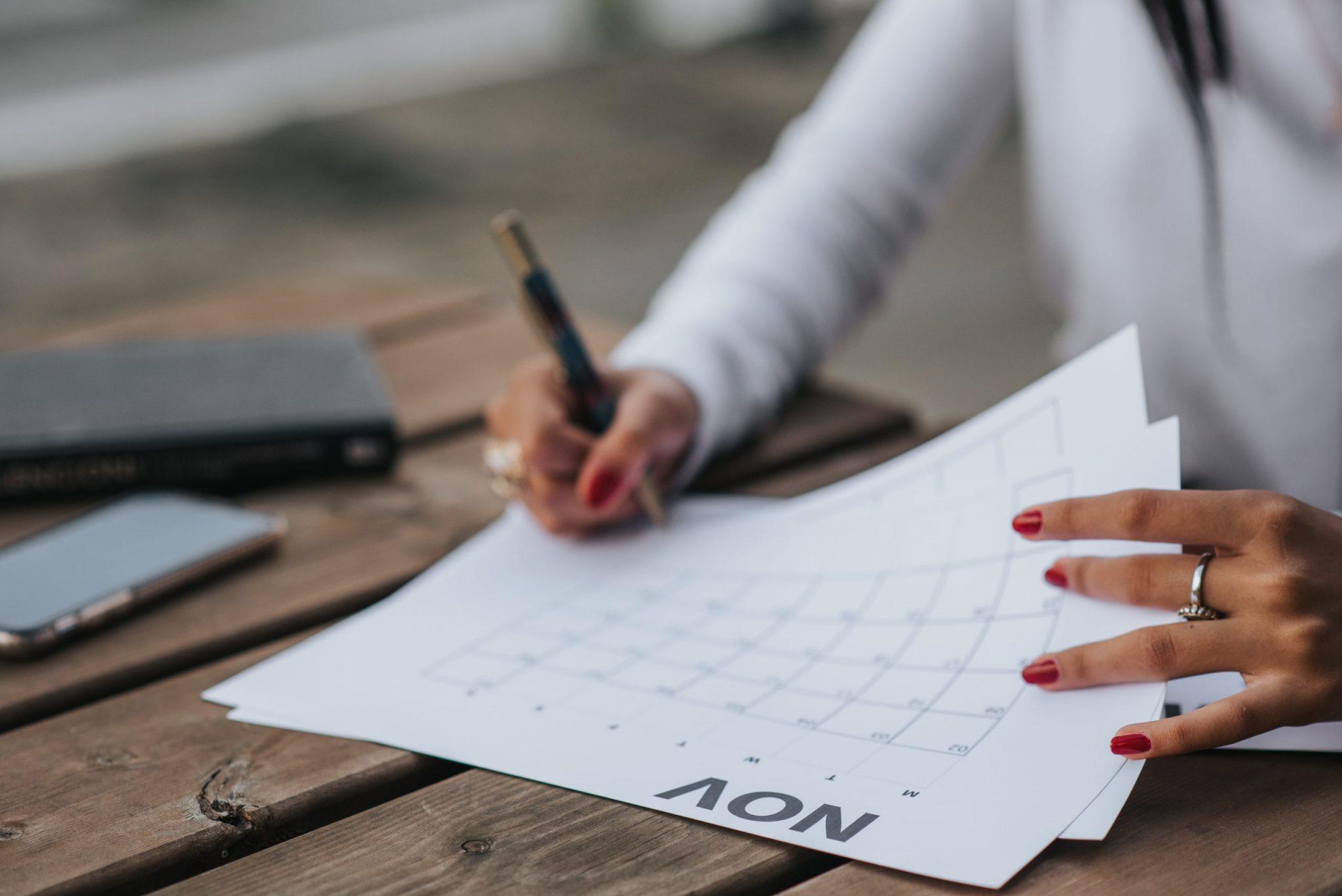 Para garantir a lucratividade nos feriados é cruciar planejar o calendário com antecedência.